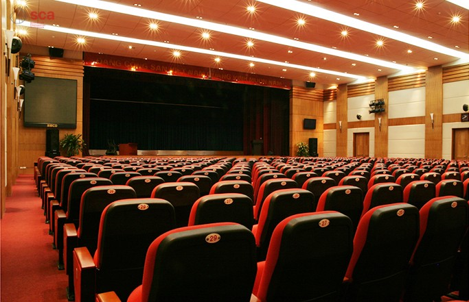 Trung tâm Văn hóa – Điện ảnh Tỉnh Quảng Ninh
