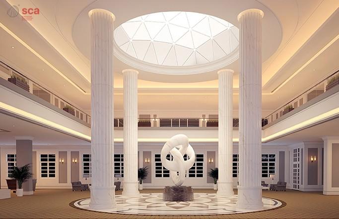 Nhà đa năng – Khu nghỉ dưỡng FLC Bình Định