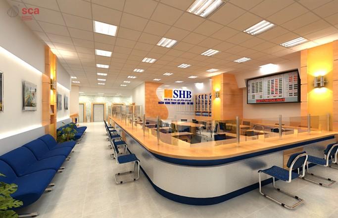 Phòng giao dịch ngân hàng SHB