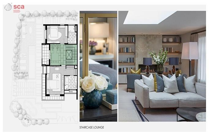 Interior Design Concept – Villa SL04