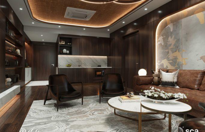 Phòng President & VIP – Bệnh viện Đa khoa