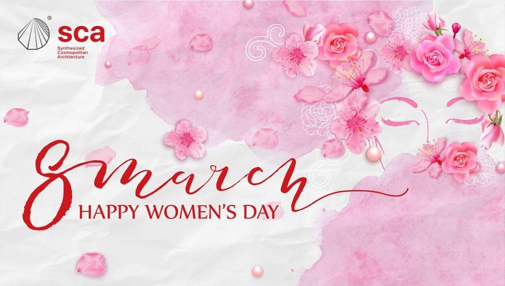 sca happy women day 08/03